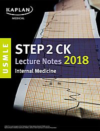 USMLE Step 2 Ck Lecture Notes 2018