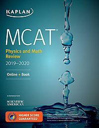 Kaplan Mcat Physics and Math Review 2019-2020