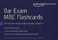 Bar Exam Flashcards Mbe