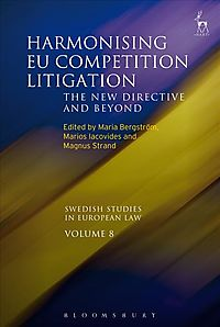 Harmonising Eu Competition Litigation