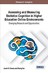 Assessing and Measuring Statistics Cognition in Higher Education Online Environments