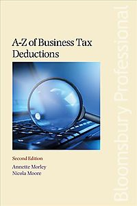 A-z of Business Tax Deductions