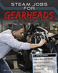 STEAM Jobs for Gearheads