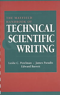 technical and scientific writing