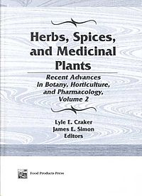 Herbs, Spices, and Medicinal Plants