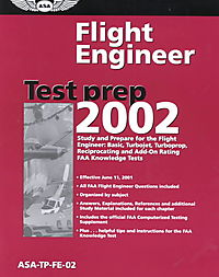 Flight Engineer Test Prep 2002