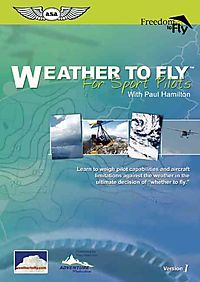 Weather to Fly for Sport Pilots