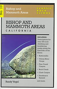 Bishop and Mammoth Areas, California