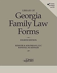 Library of Georgia Family Law Forms 2016