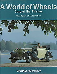 Cars of the Thirties