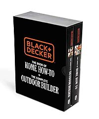 The Book of Home How-To + The Complete Outdoor Builder