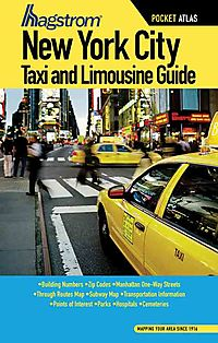 Hagstrom New York City Taxi & Limousine Driver's Pocket Guide