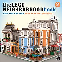 The Lego Neighborhood 2