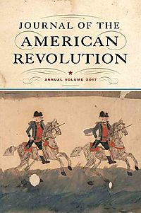 Journal of the American Revolution 2017