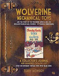 Wolverine Mechanical Toys