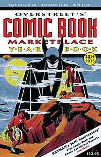 Overstreet's Comic Book Marketplace Yearbook 2014-2015