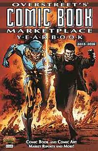 Overstreet's Comic Book Marketplace Yearbook 2015-2016