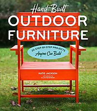 Hand-Built Outdoor Furniture