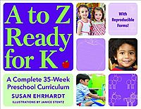 A to Z Ready for K