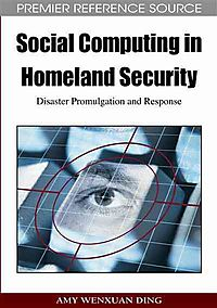 Social Computing in Homeland Security