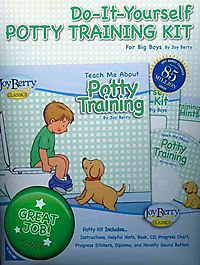 Do-It-Yourself Potty Training Kit For Big Boys