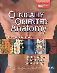 Clinically Oriented Anatomy, 6th Ed + Grant's Atlas of Anatomy, 12th Ed