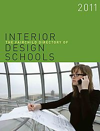 The Fairchild Directory of Interior Design Schools