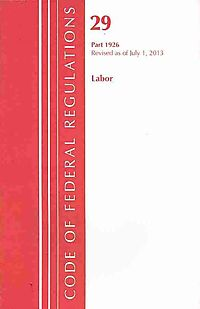 Code of Federal Regulations, Title 29 Labor
