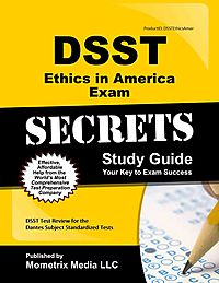 New used books cheap books online half price books dsst ethics in america exam secrets malvernweather Images
