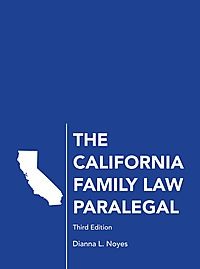 The California Family Law Paralegal