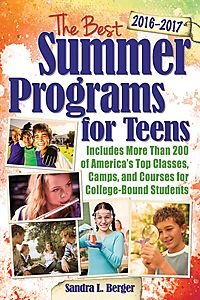 The Best Summer Programs for Teens 2016-2017