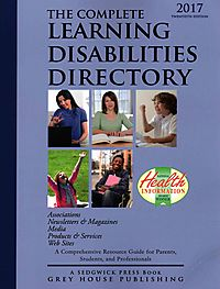 The Complete Learning Disabilities Directory 2017