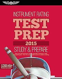 Instrument Rating Test Prep 2015 + Tutorial Software