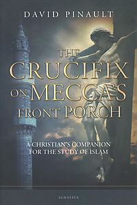 The Crucifix on Mecca's Front Porch
