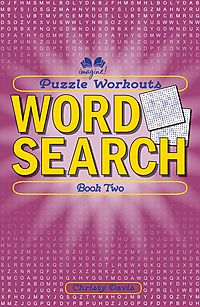 Puzzle Workouts Word Search Book 1
