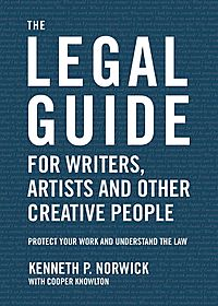 The Legal Guide for Writers, Artists and Other Creative People