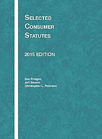 Selected Consumer Statutes