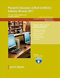 Plunkett's Education, EdTech & MOOCs Industry Almanac 2017