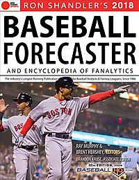 Ron Shandler's Baseball Forecaster & Encyclopedia of Fanalytics 2018