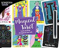 Scratch & Create Magical Tarot