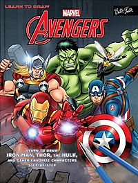 Learn to Draw Marvel's the Avengers
