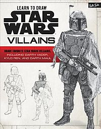 Learn to Draw Star Wars Villains