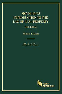 Introduction to the Law of Real Property