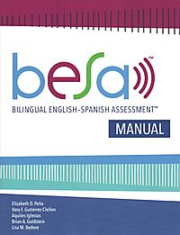 Bilingual English-Spanish Assessment Manual