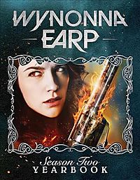 Wynonna Earp Season Two Yearbook