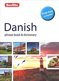 Berlitz Phrase Book & Dictionary Danish