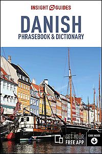 Insight Guides Danish Phrasebook & Dictionary