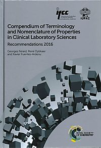 Compendium of Terminology and Nomenclature of Properties in Clinical Laboratory Sciences