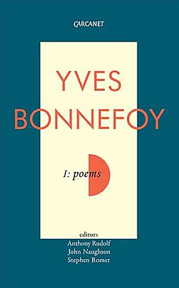 Poems of Yves Bonnefoy