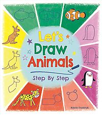Let's Draw Animals Step by Step